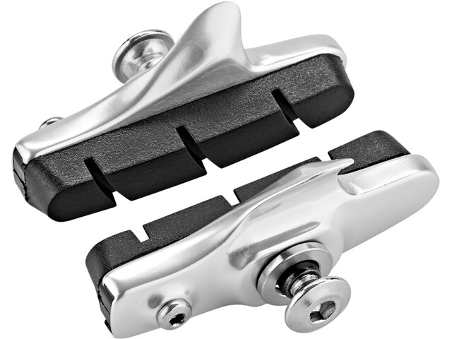 Jagwire Road Sport Brake Shoes for Shimano/SRAM 1 Pair silver